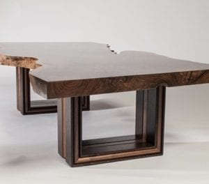 walnut thumb Table - Exotic Hardwoods