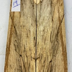 spalted beech