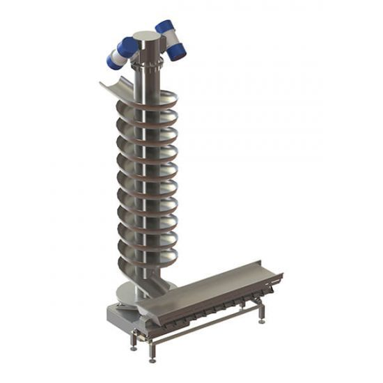 Lowerator - Conveying - Cox & Plant