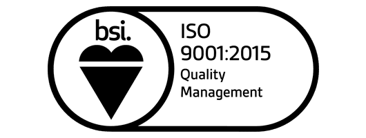 bsi. ISO 9001:2015 Quality Management - Cox & Plant