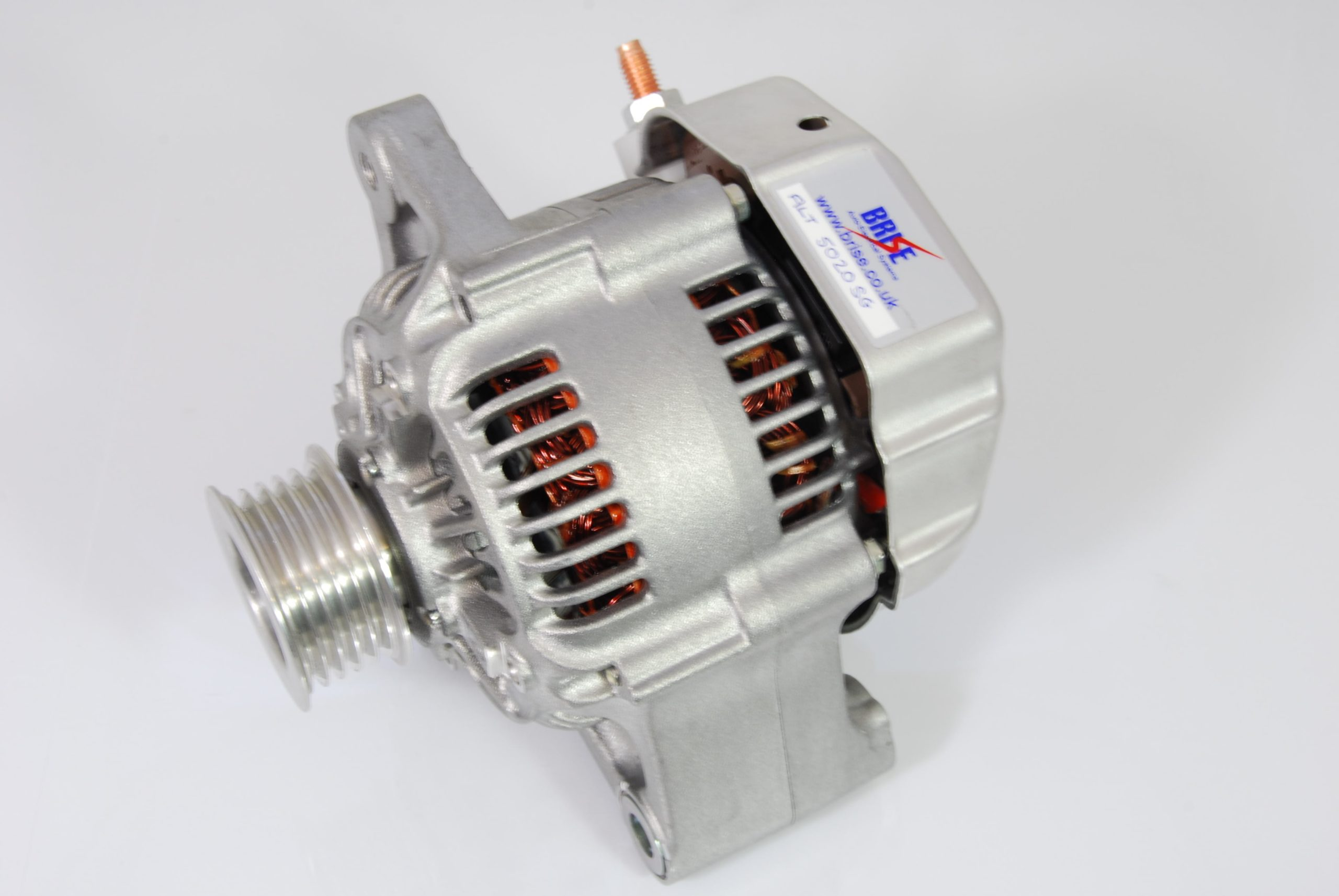 """Featured image for """"Denso 130A Compact Motorsport Alternator 5020SG"""""""