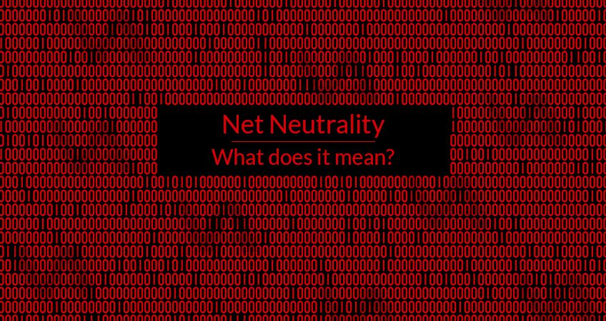 Net Neutrality, and What it Means… - VOiD Applications