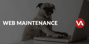 Professional Web Maintenance with VOiD Applications