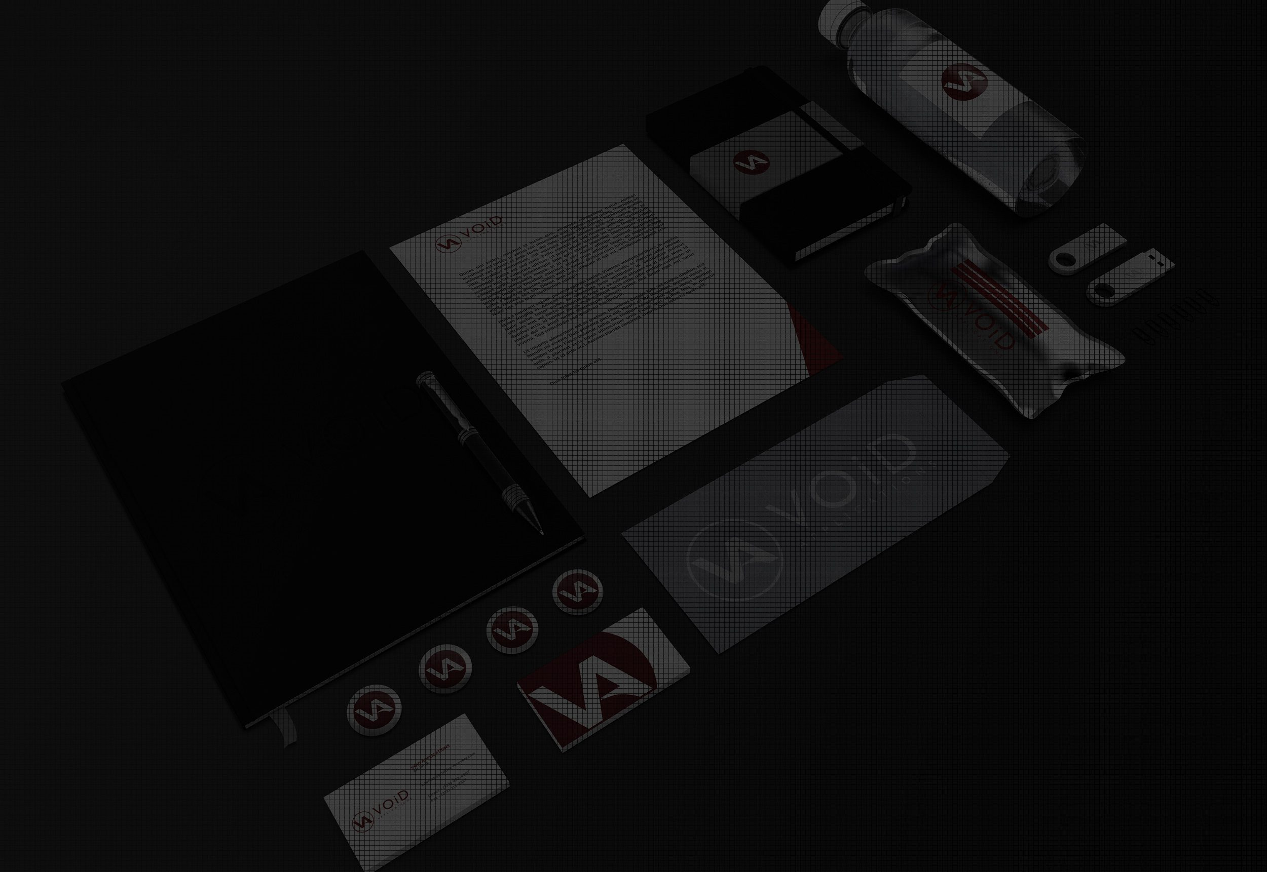 Business Branding - VOiD Applications